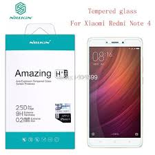 whole xiaomi redmi note 4 screen protector nillkin amazing h h pro tempered glass for xiaomi redmi note 4 pro prime 5 5 inch