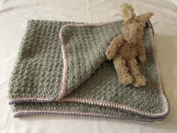 Baby Blanket Crochet Pattern Amazing Design