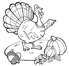 Coloring Pages Thanksgiving Turkey Coloring Pages For Kids Happy