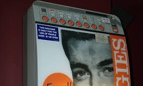 Cigarette Vending Machines Uk Mesmerizing Cigarette Vending Machines Will Be Removed From All Pubs After Top