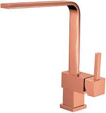 Кухонный <b>смеситель Alveus Laguna</b> Monarch PVD Copper медь ...