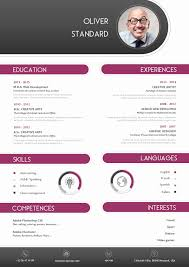 Adobe Illustrator Resume Template New Sample Labor And Delivery