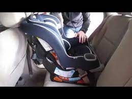 how to install graco extend2fit