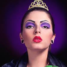 snow white s evil stepmother hmmm yeah that looks about right crazy ridiculous make evil queen makeupcharacter