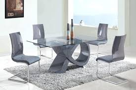 this is glass dining table set collection large size of dining glass dining tables modern glass