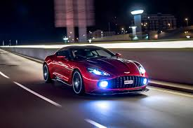 New Aston Martin Vanquish Zagato 2017 Review Auto Express