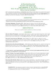 Immigration Attorney Resume Resume For Study