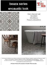 beaza encaustic look tile