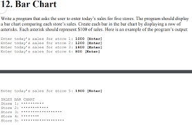 How To Create A Chart In Java Solved Need Java Code For This Assignment Write A Progra