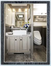 Restroom Trailer Rental 'The Driftwood' By CALLAHEAD 40404040 Magnificent Trailer Bathroom Rental