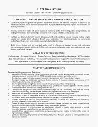 Construction Estimator Resume Sample Entry Level Construction Project Manager Resume Construction 15