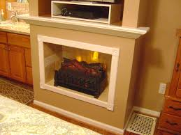 electric fireplace log insert gallery duraflame insertlog set inch kids trundle beds opti myst white wall