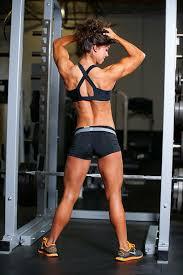 Photo amateur gilr fitness