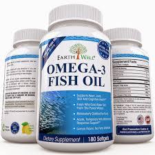 Simple Savings Omega 3 Fish Oil Supplement Lemon Flavored 180