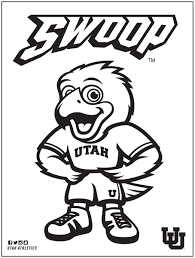 They include exercises on tracing and printing the words for each color, matching objects to their colors and organizing pictures by their color. Utah Athletics On Twitter It S Been A Week Hasn T It We Ve Reached Friday Afternoon And We Ve Got A New Activity For Your Kids As You Power Toward The Weekend Print This Swoop