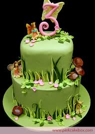 Small Picture Garden Fairy Themed 3rd Birthday Cake Celebration Cakes Fairy