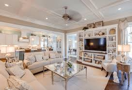 cozy beach house living room29 beach