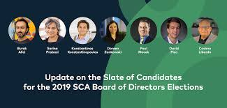 Nyc Sca Organization Chart Update On The Slate Of Candidates For The 2019 Sca Board Of