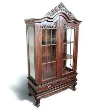 fascinating antique display cabinets with glass doors antique glass cabinet antique display glass cabinets antique glass