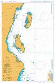 Amazon Com Ba Chart 3310 Mafia Island To Pemba Island