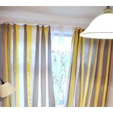 yellow striped curtains affordable linen yellow brown white study striped curtains yellow striped outdoor curtains
