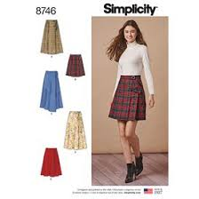 Simplicity Skirt Patterns Magnificent Skirts Pants