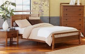 sove danish platform bed