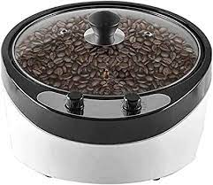 Our team's first goal which has 15 years sophistication on coffee roasting machine is customer satisfaction. Yuchengtech Electric Coffee Bean Roaster Household Coffee Roasting Machine Coffee Roaster 0 240 Temperature Adjustable 800g 220v Amazon Co Uk Kitchen Home