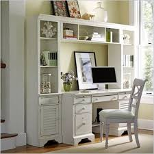 White desk for home office Simple White Best 25 White Desk With Hutch Ideas On Pinterest White Desks Throughout White Computer Desk With Timetravellerco White Computer Desk With Hutch Modern Home Design