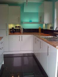 High Gloss Kitchen Floor Tiles Kitchens With High Gloss Floor Tiles High Gloss White Kitchen