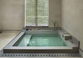 Home Dzine Bathrooms To Cast Or Not To Cast That Is The Question Concrete  Bathtub