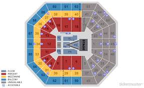 Wintrust Arena Seating Chart Concert Taco Bell Arena Seating Map Maps Location Catalog Online