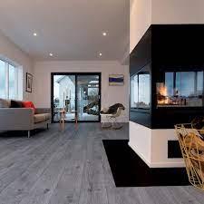 grey hardwood floors in interior design