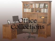 Solid Wood Office Furniture American Made Home Office Desk