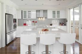 White Cabinet Kitchen Design Exclusive Kitchen Remodels With White Kitchen Cabinets And White
