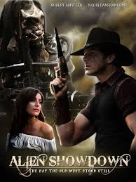 Alien Showdown: The Day the Old West Stood Still – Legendado