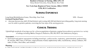 Resume Sample For Nurses Without Experience Beautiful Resume