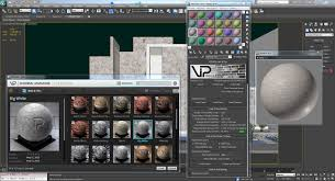 vp wallsandtiles 14 full scene walls tiles is a 3ds max material