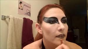 natalie portman black swan makeup tutorial