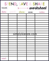 Savings Goal Tracker Spreadsheets