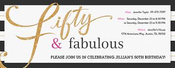 Free Birthday Invitations Free Birthday Milestone Invitations Evite