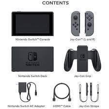 Máy chơi game Nintendo Switch V2 Gray - iCamp.vn