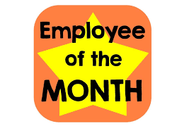 employee of month employee of the month photo sign