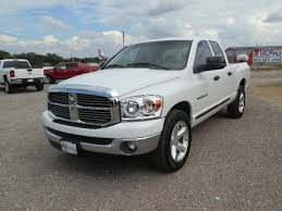 2007 Dodge Ram 1500 QUAD CAB SLT for sale in Canton TX from ...