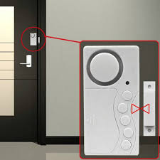 detail feedback questions about leshp magnetic sensor wireless alarm system door window motion burglar entry security home guarding 105db with led indicator