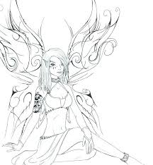 Free Printable Coloring Pages Fairies Coloring Pages For Adults Free