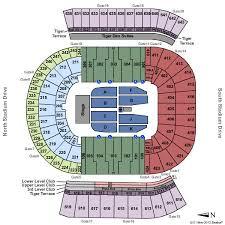 Tiger Stadium Tickets And Tiger Stadium Seating Chart Buy