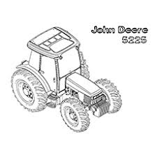 Small Picture 10 Free Printable John Deere Coloring Pages Online