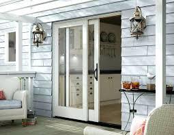 replace sliding glass door with french door cost large size of to replace sliding door with