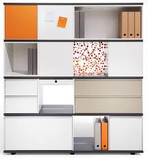 fine modern office storage cabinets door cabinet  e throughout
